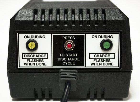 SMA MicroPortable Air Sampler Battery Charger (North America) - SMA-PXXX-BC-01