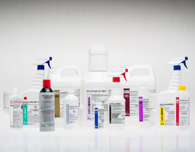 Disinfectants & Sporicides