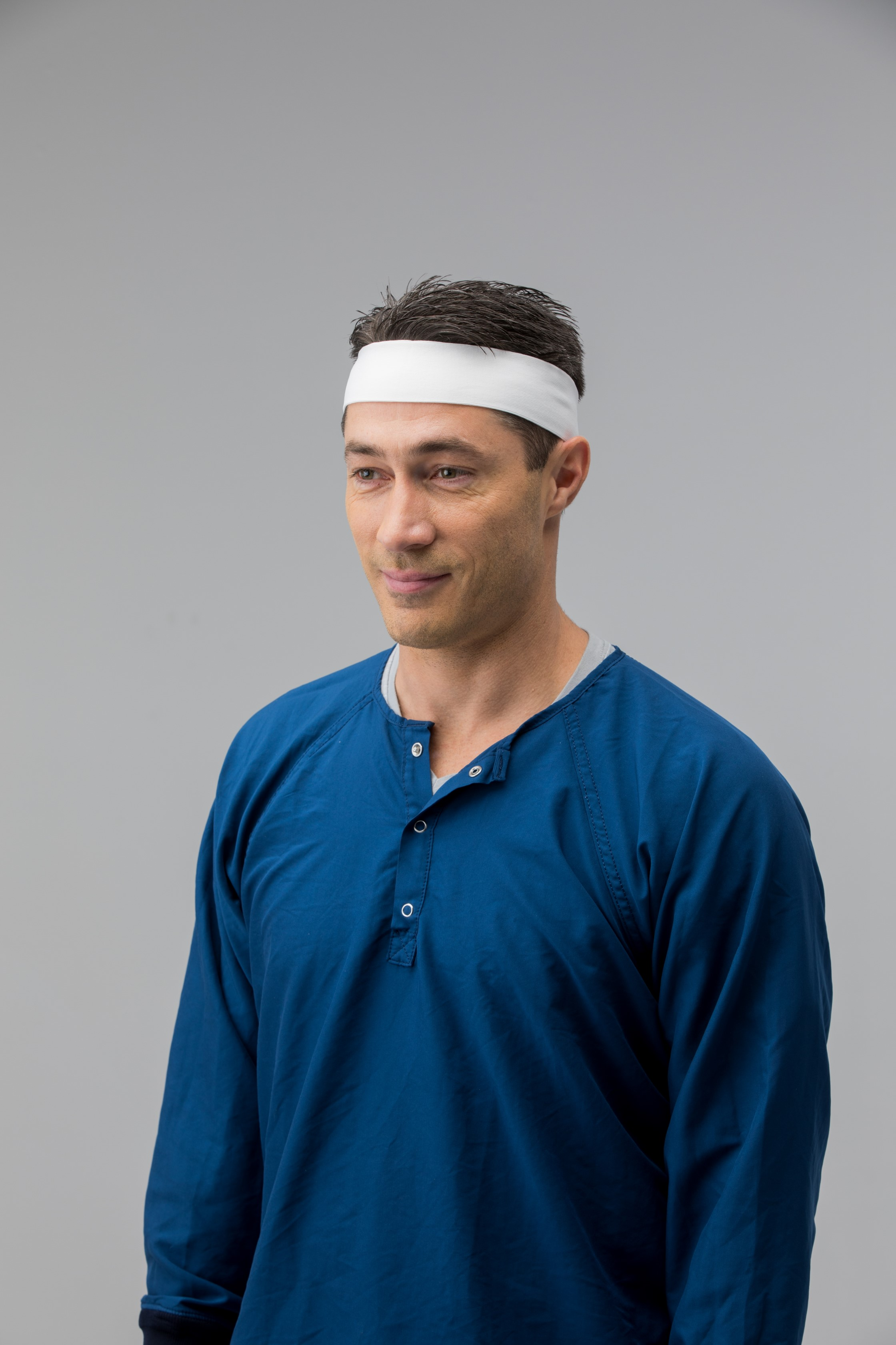 Sweat-less Cleanroom Headband - SL-01-L