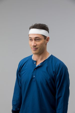 Sweat-less Cleanroom Headband - SL-01-S