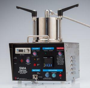 SMA Compressed Air/Gas Sampler - SMA-CA201