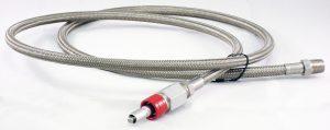 SMA Compressed Air/Gas Sampler - Pressure Hose, SS - SMA-CA2XX-PHOSE