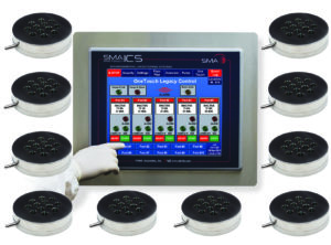 SMA OneTouch ICS - 10 Sampling Locations - SMA-ICS-10-A