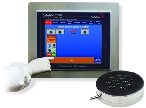 SMA OneTouch ICS for Isolators - 1 Sampling Location - SMA-ICS-1I-A