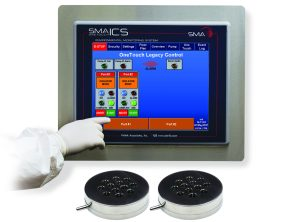 SMA OneTouch ICS for Isolators - 2 Sampling Locations - SMA-ICS-2I-A