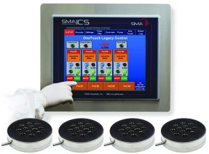 SMA OneTouch ICS for Isolators - 4 Sampling Locations - SMA-ICS-4I-A