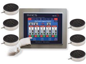 SMA OneTouch ICS - 6 Sampling Locations - SMA-ICS-6-A