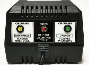 SMA MicroPortable Air Sampler Battery Charger (International) - SMA-PXXX-BC-02