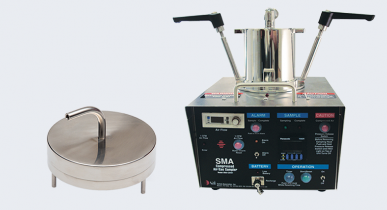 SMA Compressed Air Sampler