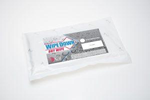 WipeDown Dry Wipe - VEL8-12X12-S-3002